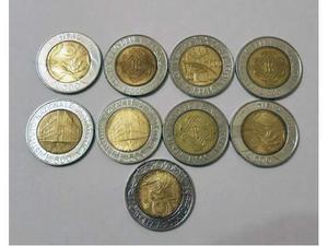 Monete Vecchie Lire della Repubblica Italiana