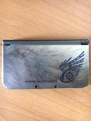 New Nintendo 3DS XL Limited + Custodia + Pokemon