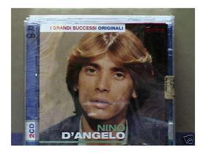 Nino d'angelo due cd i grandi successi cd nuovi