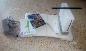 Nintendo Wii+Balance board