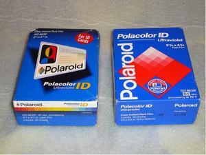 Pellicole polaroid Id-UV equivalenti 669