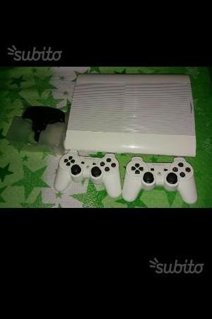 Playstation 3 Super Slim da 500 Gb
