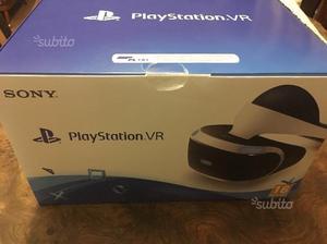 Playstation VR + playstation camera + 3 giochi