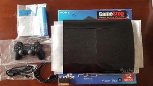 Playstation super slim con 2 giochi