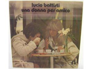 (129) - Lucio Battisti - Una Donna per Amico - g)
