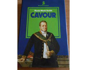 Denis Mack Smith - Cavour - Biografia - Dedica autografa