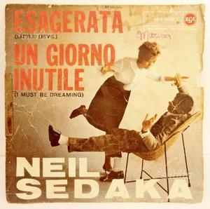 Disco vinile 45 giri Neil Sedaka