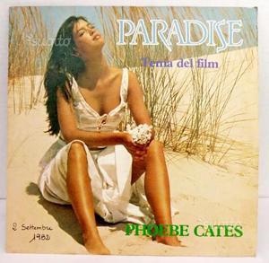 Disco vinile 45 giri Phoebe Cates Paradise