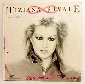Disco vinile 45 giri Tiziana Rivale - Sanremo