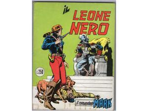 Il comandante mark cepim n. 21 - il leone nero -  - lire