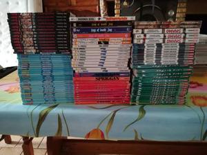 Lotto di 100 manga