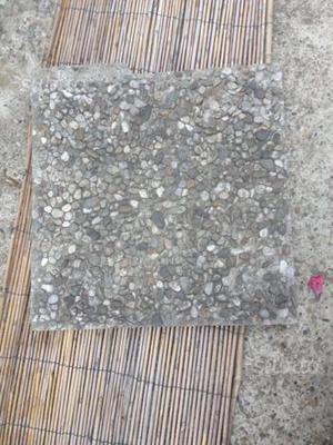 120 piastrelle da esterno plastica forate 40x40 posot class - Piastrelle da esterno economiche ...