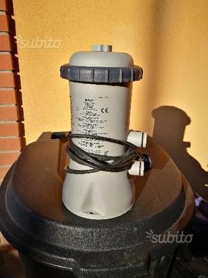 Piscina fuoriterra 3x2 con pompa ricircolo e filtr posot for Piscina fuori terra 3x2