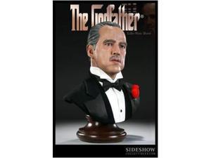 Sideshow life size bust padrino godfather & scarface