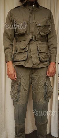 Uniforme militare del 101°Airborne WW2
