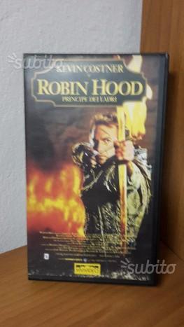 VHS - Robin Hood Il principe dei ladri