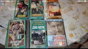 VHS john wayne