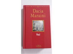 Voci - Dacia Maraini Libro Libri