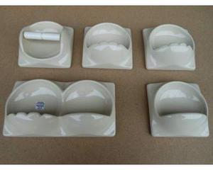 Accessori portasapone bagno porcellana da incasso posot class - Accessori bagno in ceramica da incasso ...