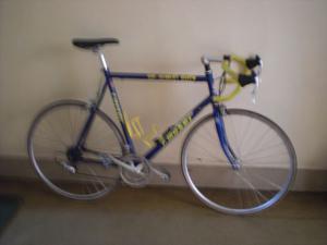 Bici da corsa FRANCESCO MOSER telaio in alluminio - misura