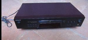 Compact Disc Player SONY CDP-XE570