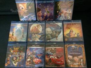 Diversi blu-ray walt Disney