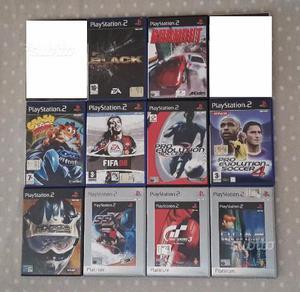 Giochi PS2