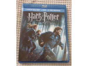 HARRY POTTER e i doni della morte Blu-ray