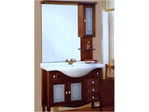 Mobile bagno largo 105 con vetri