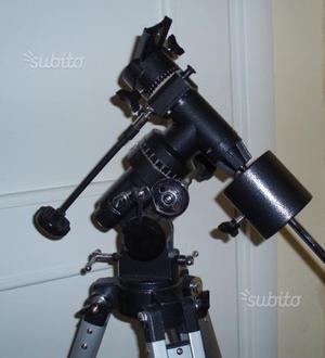 Montatura equatoriale x Telescopio EQ3 con treppie