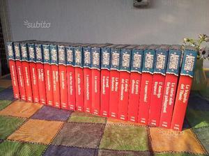 N° 49 VHS enciclopedie originali -