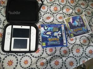 Nintendo 2ds Pokemon luna e zaffiro alpha