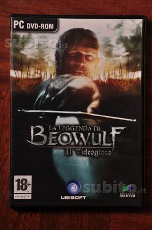 PC - Game La leggenda di Beowulf