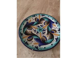Piatto ceramica Faenza