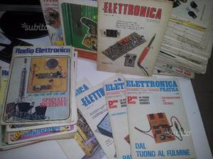 Riviste Elettronica Vintage