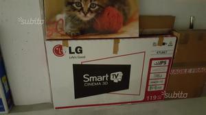Smart Tv LG LED 47'' DA RIPARARE