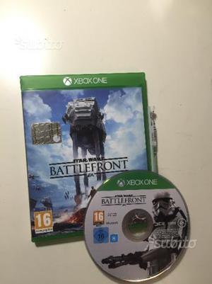 Star Wars Battlefront, XBOX ONE