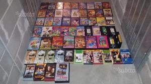 Videocassette vhs