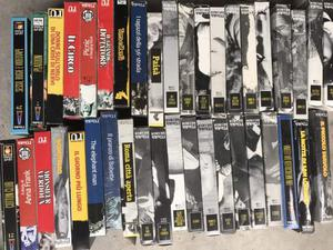 40 film videocassette VHS l'UNITA'