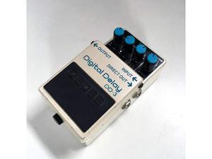 Boss DD3 effetto DIGITAL DELAY per chitarra