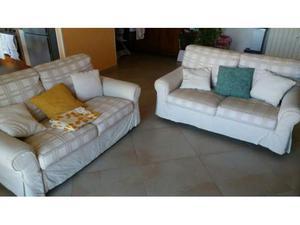 Coppia divani 2 posti