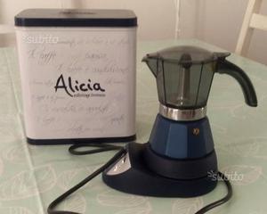 DeLnghi Caffettiera elettrica Alicia 2 e 4 tazze