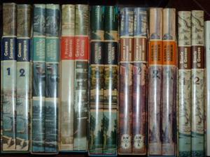 Genova 14 volumi con cofanetti