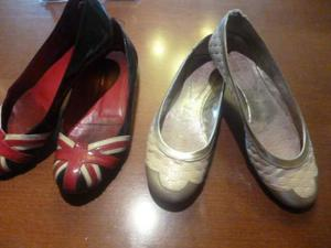Hogan+Moschino scarpe/ballerine firmate USATE num.37