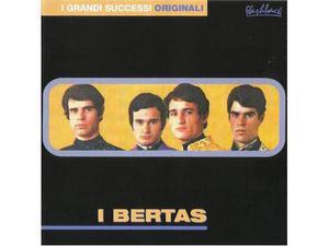 I BERTAS - I grandi successi originali 2 CD beat pop