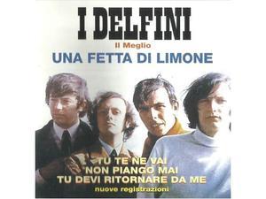 I DELFINI - Il meglio-Una fetta di limone CD
