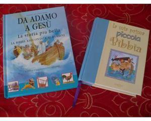 La bibbia per bambini e ragazzi + regalo