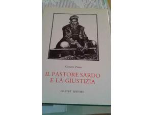 Libro il pastore Sardo e la Giustizia