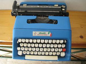 Macchina da Scrivere OLIVETTI ITALIA 90
