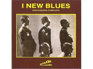 NEW BLUES - Discografia completa CD Giallo records